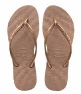 Havaianas Flipflops Slim rose gold colored (3581)