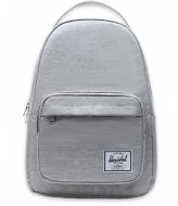 Herschel Supply Co. Miller Light Grey Crosshatch (1866)