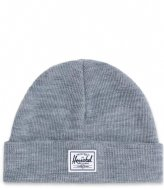 Herschel Supply Co. Toddler Beanie 6-18 Months Heather light grey (0759)