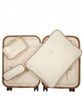 SUITSUIT Fabulous Seventies Packing Cube Set 20 Inch antique white (71210)